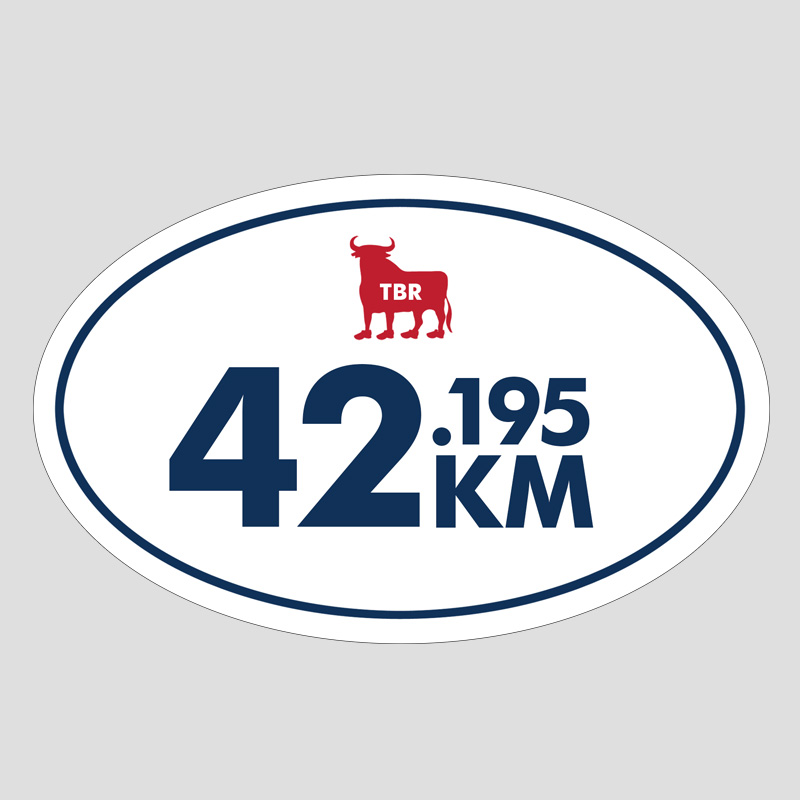 Bumper Sticker - 42K