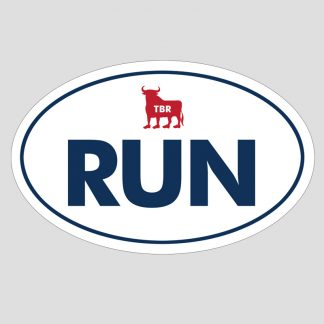 Bumper Sticker - TBR Run