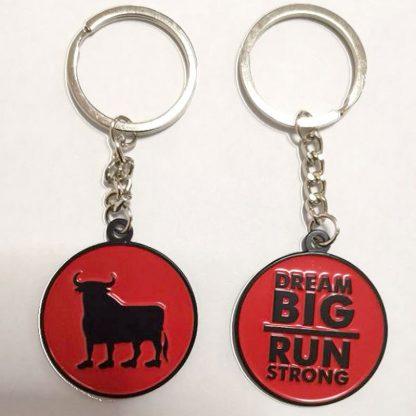 TBR Dream Keychain (Red)